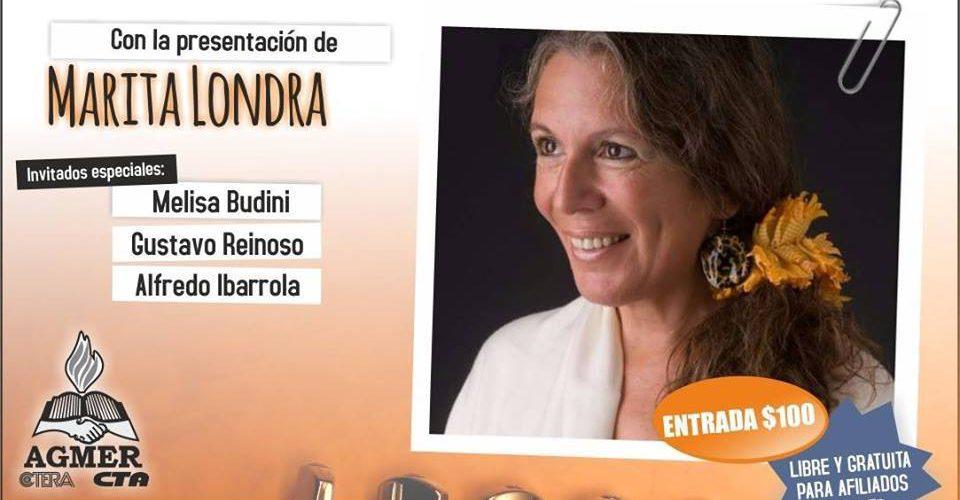 Encuentro Cultural de AGMER el Sábado 5 de mayo de 2018 en Paraná