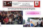 Agmer Paraná en el 34 ENM La PLata 2019