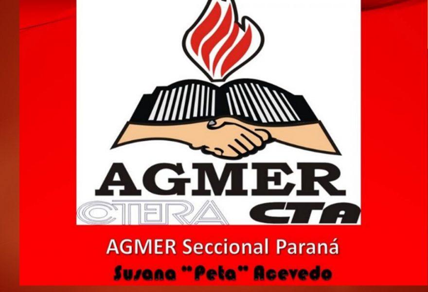 AGMER, actualiza su estatuto
