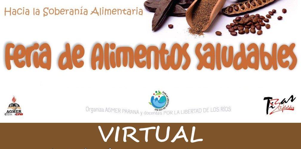 Feria Virtual, hacia la Soberanía Alimentaria