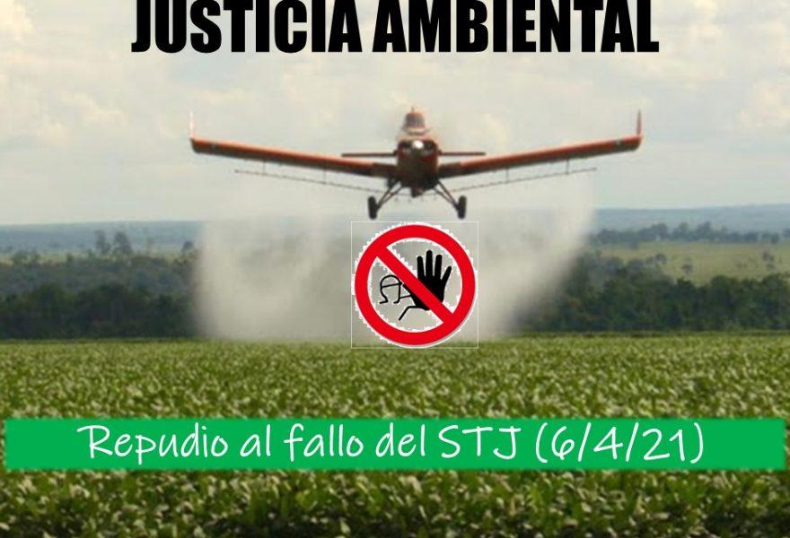 Exigimos justicia ambiental