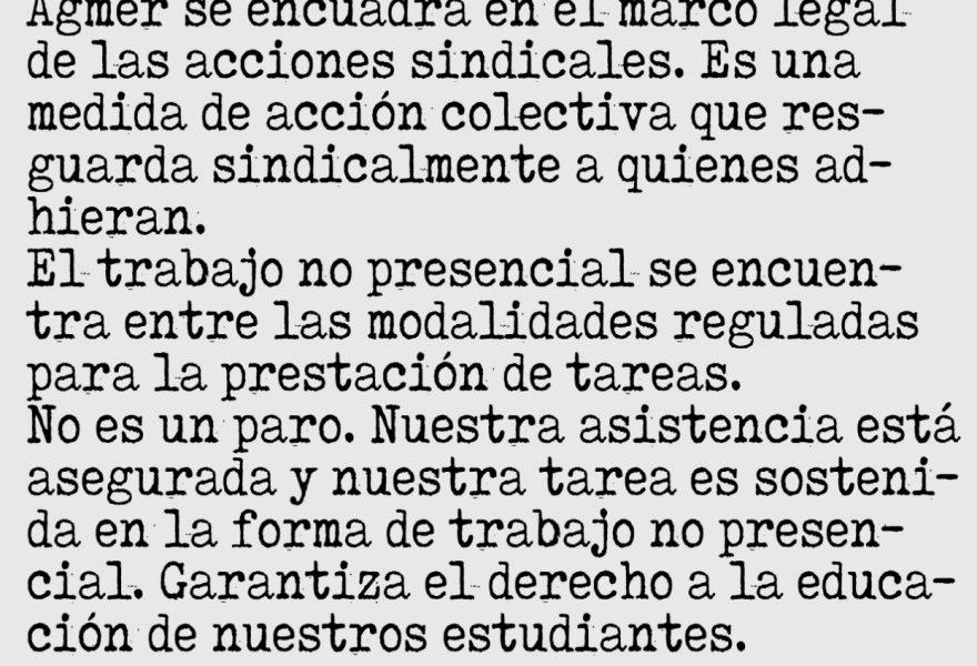 SOSTENER Y GARANTIZAR EL PROCESO EDUCATIVO DESDE LA NO PRESENCIALIDAD